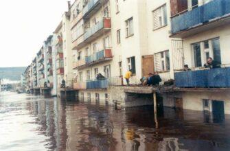 Марк Харлампьев: Паводок 2001 года в Ленске преподал нам большой урок