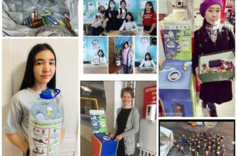 "Участники акции ""Экобатарейка"" в Якутске сдали 2602 батарейки на переработку"