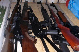 С начала года на территории Якутии изъяли более 2000 единиц огнестрельного оружия