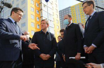 «Единая Россия» предлагает запустить программу развития инфраструктурных проектов в регионах
