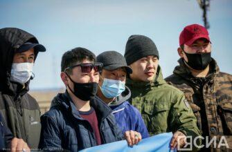 В Нерюнгринский район по новому проекту «НАВАХТУ14.РФ» отправились 15 якутян