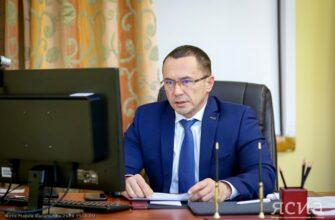Ил Тумэн дал согласие на назначение Дмитрия Бердникова первым вице-премьером Якутии