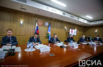 В Якутии идет заключительная стадия подготовки к весеннему половодью