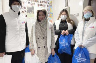 Молодогвардейцы Якутии помогли пункту передержки животных