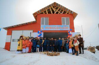 Новую пожарную часть открыли в селе Болугур Амгинского улуса