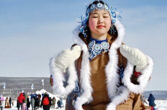 Фестиваль холода в Оймяконе в объективе Галины Давыдовой