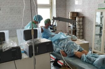 В труднодоступные доступно. Офтальмологи провели операции в Усть-Майском районе