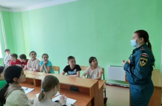 Школьники Якутии проходят обучение в Малой академии дорожных наук
