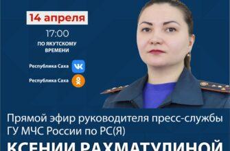 Руководитель пресс-службы МЧС расскажет о подготовке к паводку и пожарной безопасности