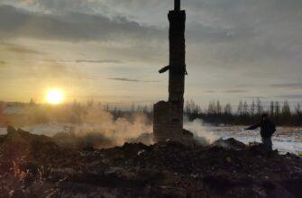 В Якутии после тушения пожара на гидропосте нашли тело работницы
