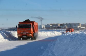 В Якутии завершен завоз топлива по автозимникам