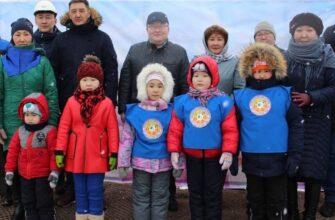 В Усть-Алданском улусе началось строительство школы и детского сада