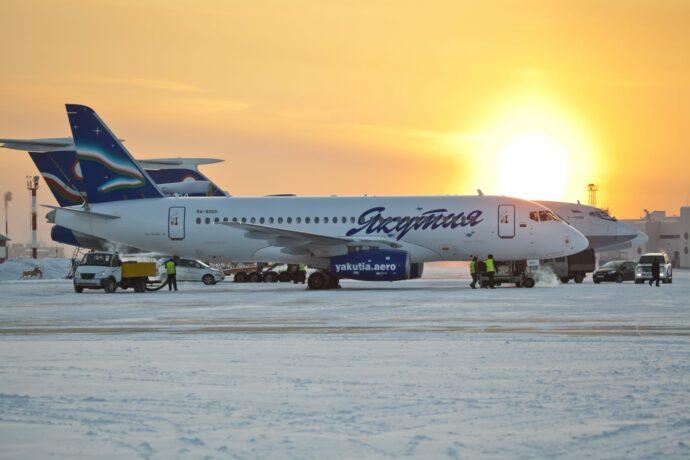 Ил Тумэн предложил субсидировать рейсы из Якутска до Москвы и Санкт-Петербурга