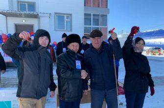 В чурапчинском селе Килянки по программе переселения из аварийного жилья ввели многоквартирный дом