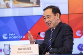 Айсен Николаев: «Освоение Якутии без теснейшей кооперации с российской наукой невозможно»