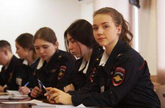 Детей сотрудников МВД и Росгвардии зачислят в вузы в приоритетном порядке