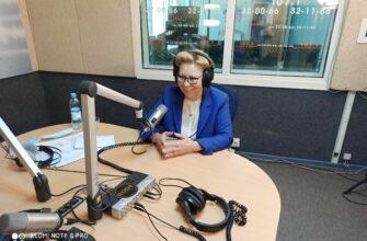 Галина Данчикова в прямом радиоэфире ответила на вопросы якутян