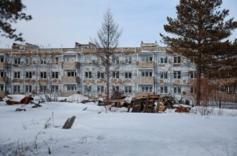 Айсен Николаев: Темп сноса пустующих ветхих домов в Серебряном Бору необходимо увеличить