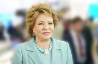 Валентина Матвиенко поздравляет якутян с Днём республики