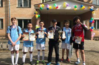 Футбол для незрячих и слабовидящих детей. Сборная Якутии завоевала серебро
