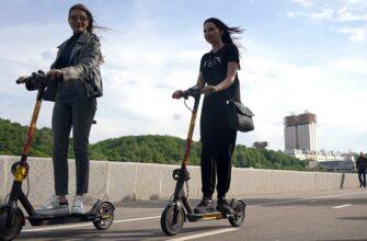В Общественной палате России предложили приравнять электросамокаты к мопедам