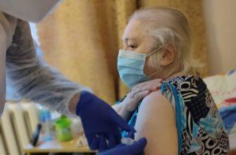 В социальных учреждениях  Якутии прошли вакцинацию более 80 % проживающих