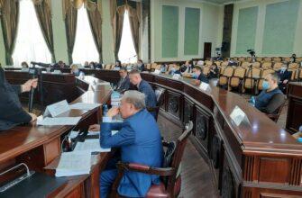 Депутаты городской Думы приняли поправки в бюджет Якутска