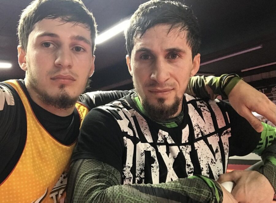 Кикбоксер Хамид Пасхаев: Мои братья - мои мотиваторы