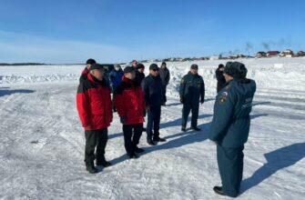 В арктических районах Якутии готовятся к весеннему половодью