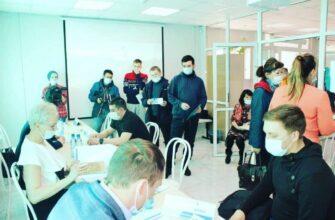 "Газпром трансгаз Томск"" представил вакансии на ярмарке в Олёкминске"