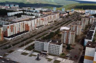 В Нерюнгри планируется реализовать проект комплексной застройки квартала «Р»