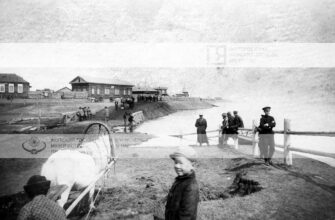 Рубрика «Кадр»: Наводнение 1913 года в Якутске