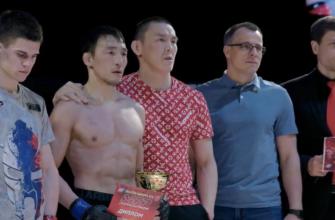 Боец ММА из Якутии выиграл кубок турнира «Вызов Амура 19»