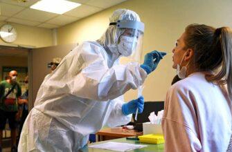 За сутки в Якутии выявлено 103 новых случая коронавирусной инфекции