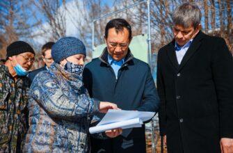 В якутском селе Иенгра будет решен вопрос по проблемному дому