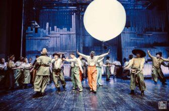 СахаОпераБалет представил первый проект Арт-резиденции «Арктики - Открытый театр».