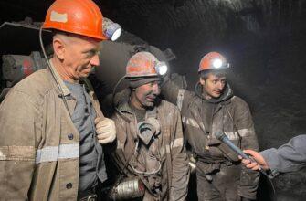 Черное золото Якутии: Репортаж из новой шахты «Восточная Денисовская»