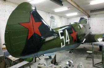 Цельнодеревянный истребитель времен Великой Отечественной войны воссоздали новосибирские инженеры