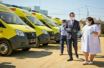 Глава Якутии поздравляет работников скорой помощи с профессиональным праздником