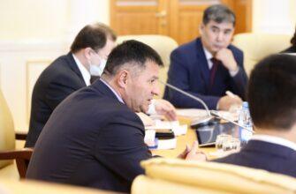 Андрей Тарасенко обсудил с ректорами потенциал якутских вузов
