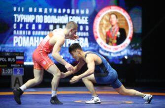 В Якутске пройдет VIII международный турнир по вольной борьбе «Мемориал Романа Дмитриева»