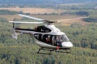 АК «Полярные авиалинии» приобретет вертолеты Ансат
