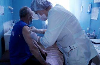 В Усть-Майский район поступила вакцина ЭпиВакКорона