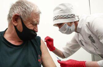 Данные о числе привитых против COVID-19 будут публиковать на сайте стопкоронавирус.рф