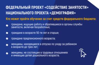 Проект «Содействие занятости». Более 1000 якутян смогут пройти бесплатное обучение