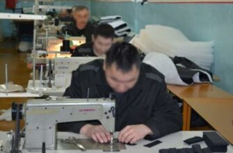 Осужденные в исправительных учреждениях будут изготавливать мягкий инвентарь и мебель для МЧС