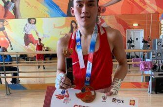 Боксер из Якутии стал бронзовым медалистом молодежного чемпионата России