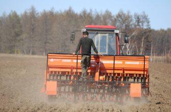 В Намском улусе Якутии планируют посеять кормовые растения на площади 1690 га
