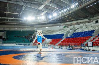 В Якутске открыли VIII Международный турнир по вольной борьбе памяти Романа Дмитриева