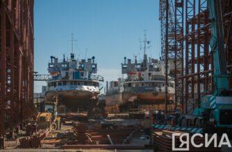Дмитрий Садовников проверил работу паромной переправы и ход строительства объектов в Жатае